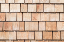 Shingle Red Cedar Wooden Shake...
