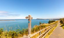 Wales Coast Path Fishguard Coa...