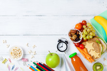 Back To School Concept. Health...