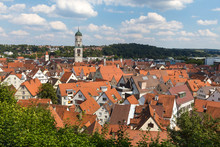 Biberach An Der Riss Historic Town Germany