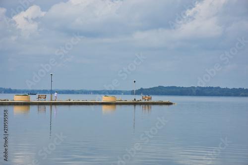 Photo  Harbor - Marina - Coastal Flooding and Climate Change