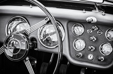 Steering Wheel And Dashboard I...