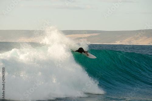 Pinturas sobre lienzo  Jake's Point Surfing - Kalbarri - Australia