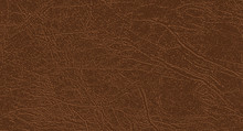 Colored Skin Texture, Genuine Or Faux Leather Background, Closeup.