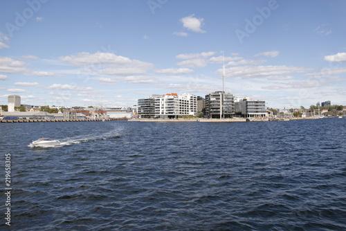Photo  Oslo - Tjuvholmen