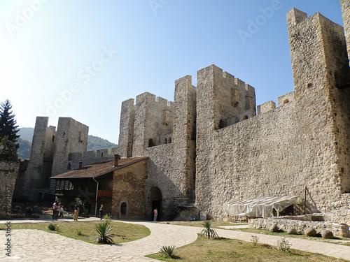 Foto  Monastery Manasija Fortress, Serbia
