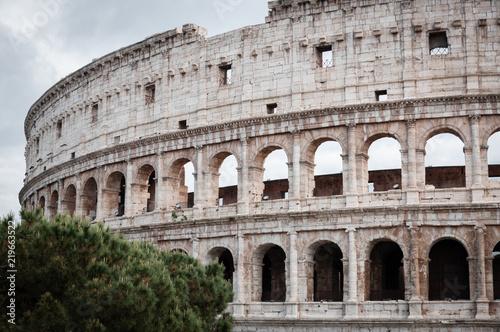 Colosseum in Rome, Italy Wallpaper Mural