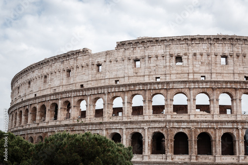 Foto Colosseum in Rome, Italy