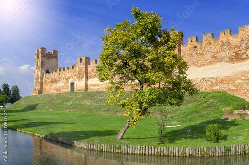 Fotografie, Obraz  Castelfranco Veneto, Treviso, Italy