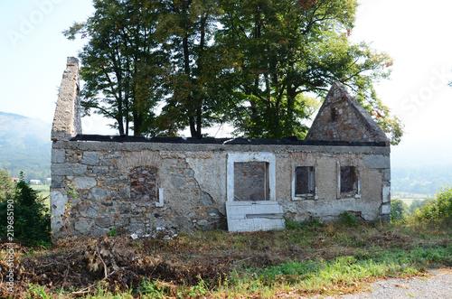 Fotografija  Ruine, verfallenes Haus