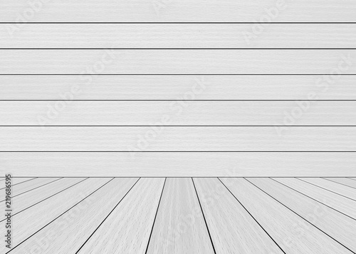 Modern White Wood Texture Backgroundold Wooden Panel Tile