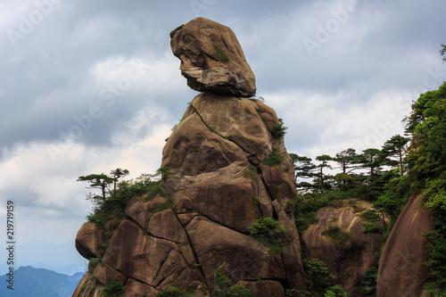 Fotografie, Obraz  Sanqingshan, Mount Sanqing National Park - Yushan, Jiangxi Province, China