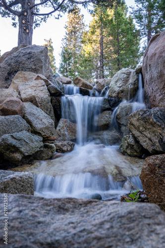Mini Waterfall - Cascade - River