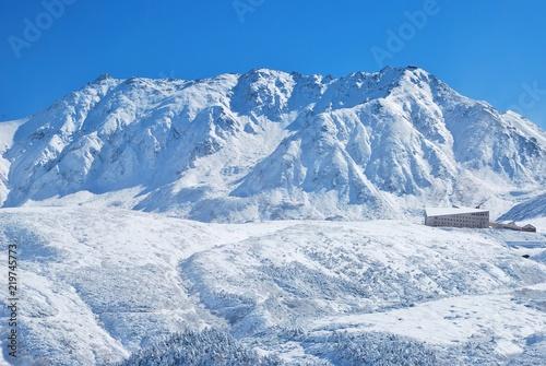 Cuadros en Lienzo  Tateyama alpine / Japan  ~  early winter