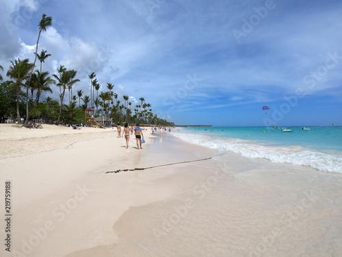 Foto op Plexiglas Caraïben Mar dei caraibi