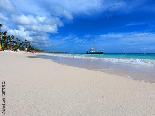 Foto op Aluminium Caraïben Mar dei caraibi