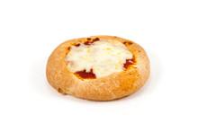 Closeup Of Italian Mini Pizza