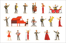Adult Musicians And Singers Pe...