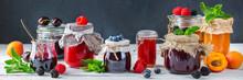 Assortment Of Seasonal Berries...