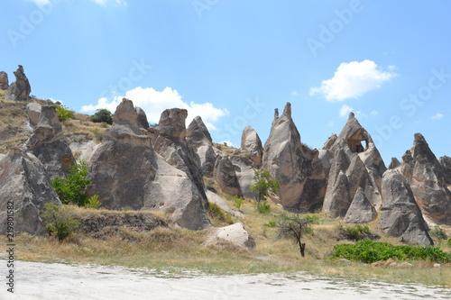 Spoed Foto op Canvas Cappuccino Cappadocia