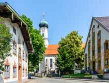 Old Town Oberammergau