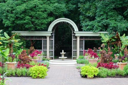 Obrazy architektura architektura-parkowa