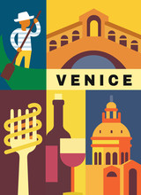 Venice Landmark Seamless
