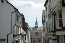 Eastgade In Totnes, Devon, England