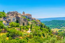 Gordes Village In France