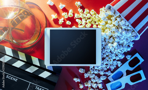 Movie streaming app