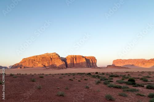 Photo  Wadi Rum Desert, Jordan