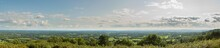 Panoramic View Of The Surrey A...
