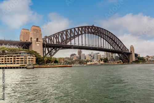 Bridge in Sydney, Australia