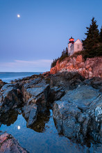 Bass Harbor Lighthouse, Acadia...