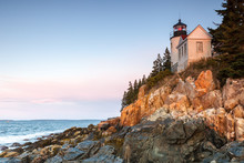 Bass Harbor Lighthouse, Acadia...