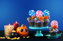 Happy Halloween Candyland Drip...