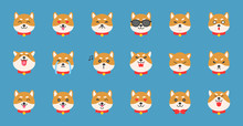 Shiba Inu Emoticon