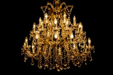 Luxury Interior Chandelier Has...