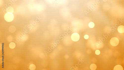 Photo  Abstract Bokeh Lights With Colorful Background
