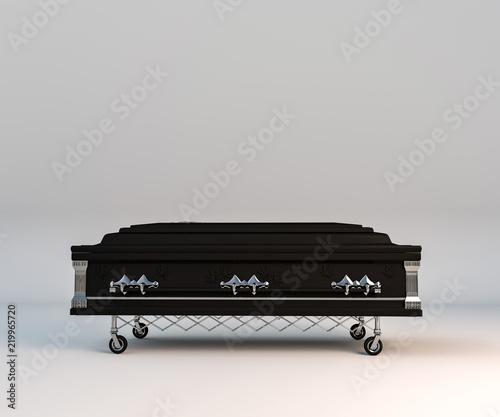Fotografie, Obraz coffin