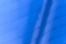 Blue Sheet Of Steel
