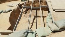 3787 Archaeologist Dig Site In Historic Jamestown Virginia, 4K