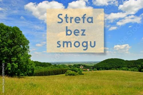 Fotografía  Strefa bez smogu