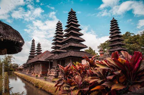 Spoed Foto op Canvas Bedehuis Taman Ayun Temple bali