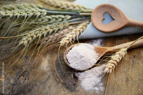 Mehl,Weizen,Getreide
