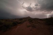 One Bolt Of Lightning Strikes ...