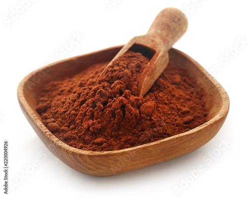 Pinturas sobre lienzo  Cacao Powder