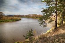 Landscape Autumn, The River Ag...