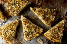 Cabbage, Onion And Millet Kugel