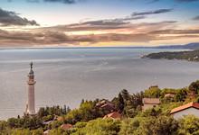 Il Golfo Di Trieste, Con Il Fa...